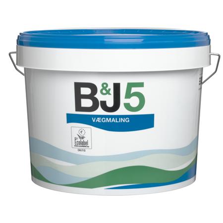 BJ Miljømaling vægmaling 5