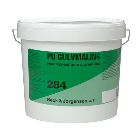 PU gulvmaling 284
